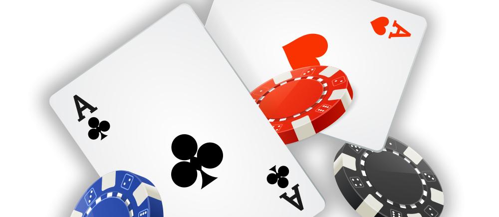 Langkah bagian dari permainan poker online Android mudah