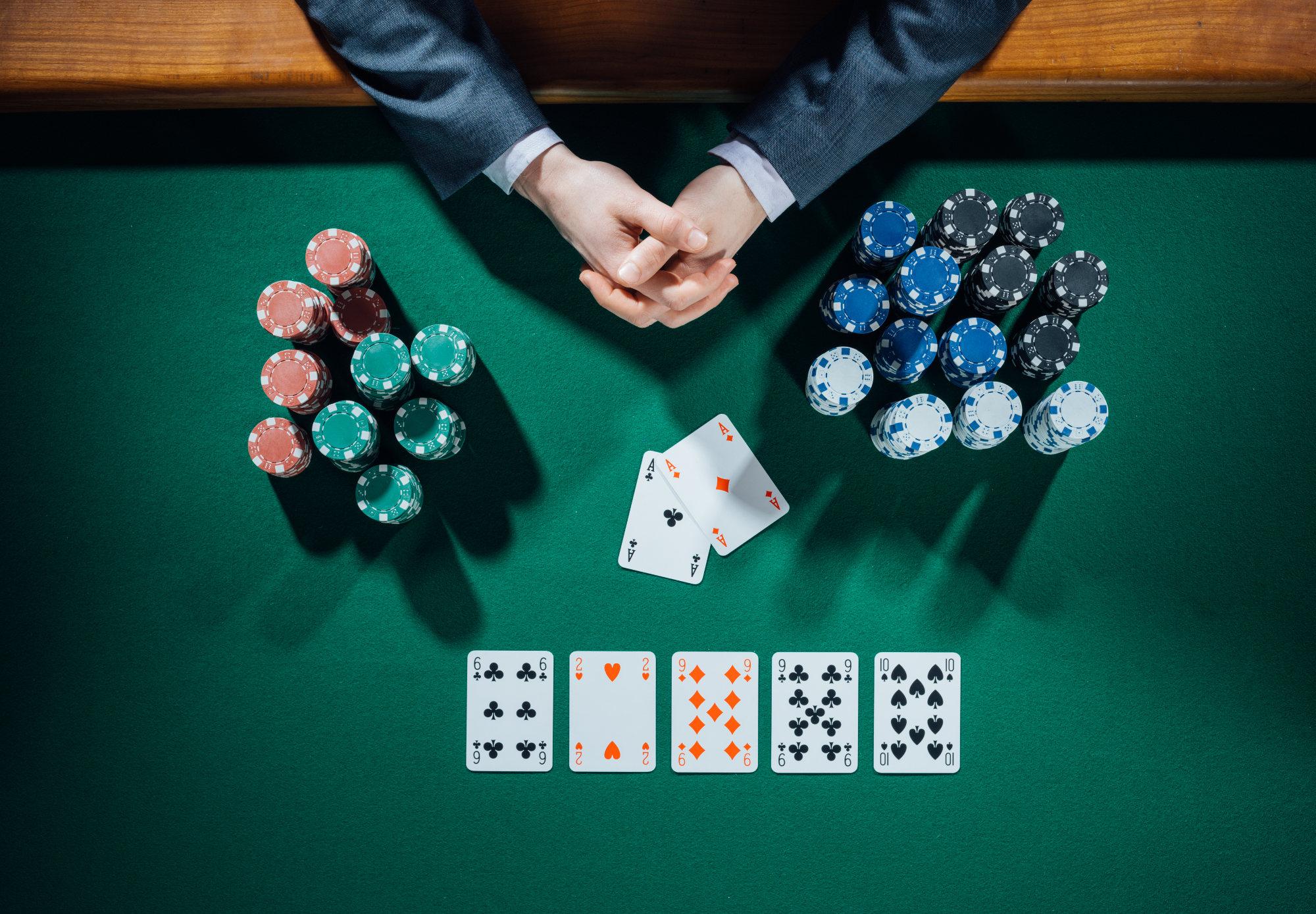 Game Uang Poker asli dapat dengan mudah diperoleh